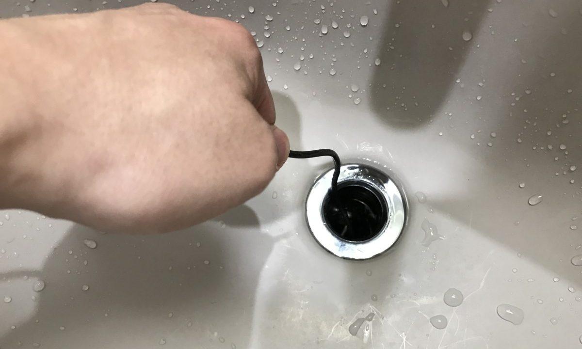 水道 排水栓 取り外し