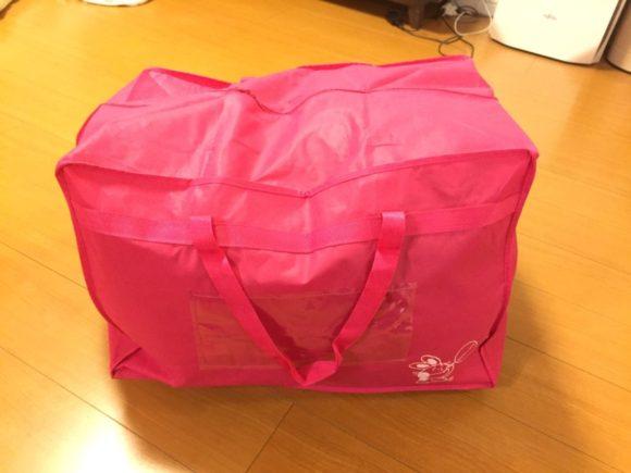 うさちゃんクリーニング 袋 10点サイズ