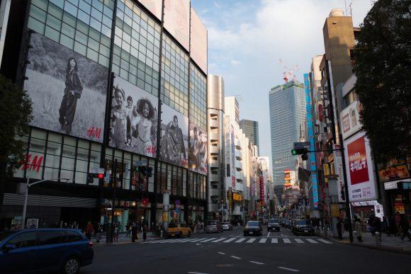 GRⅢ撮影サンプル 渋谷 スタンダード