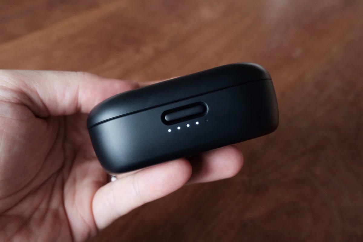 Bose QuietComfort® Earbuds の電池残量